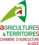 Agricultures Territoires Logo © Chambre d'agriculture d'Alsace, Strasbourg